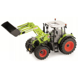 Tracteur CLAAS Arion 650...