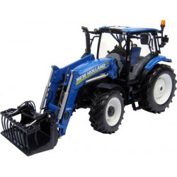 Tracteur NEW HOLLAND T6140...