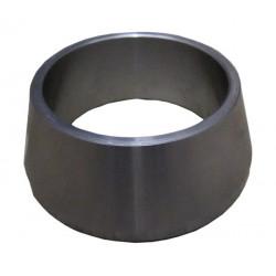 Bague métal conique de...