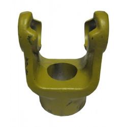 Machoire alésée clavetée MAL 22006 - Dimenions : 20 x 6 x M8 - 78