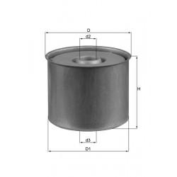 Filtre à gasoil Mahle KX23D