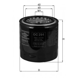 Filtre à huile Mahle OC294