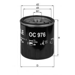 Filtre à huile Mahle OC976