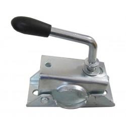 Support de roue jockey D48