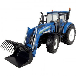 Tracteur NEW HOLLAND T5.120...