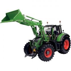 Tracteur FENDT 772 Vario...
