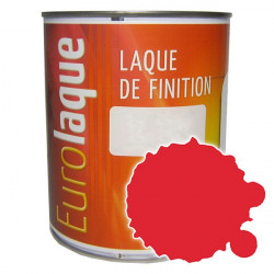 Peinture rouge LA CAMPAGNE...