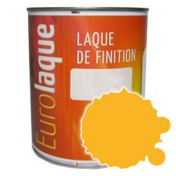 Peinture jaune 1 kg...