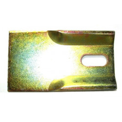 Grattoir métallique de...