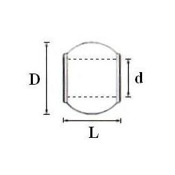 Rotule amovible de 3eme point