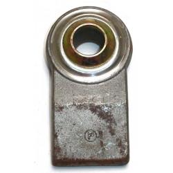 Rotule à souder plate pliée