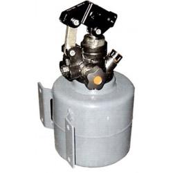 Pompe hydraulique à main 4L...