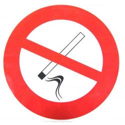 Disque « Interdit de fumer »