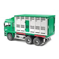 Camion MAN transport de betail