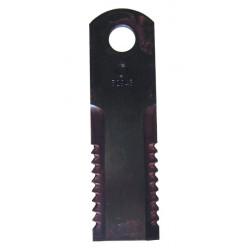 Couteau KPAB 173x50x5 Trou...