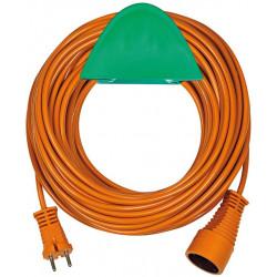 Rallonge orange 2x1,5 - 20M...