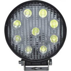 Phare de travail rond à LED