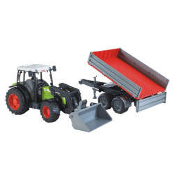 Tracteur CLAAS Nectis 267F...